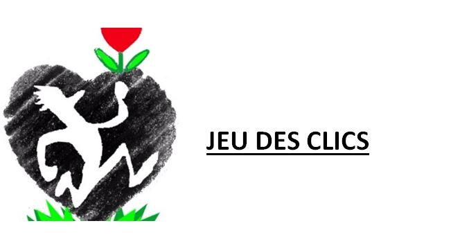 JEUX DES CLICS COMMENT JOUER _ titre