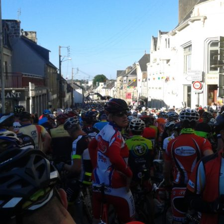 Cyclisme juin 2018 Cyclosportive Pierre le Bigaut