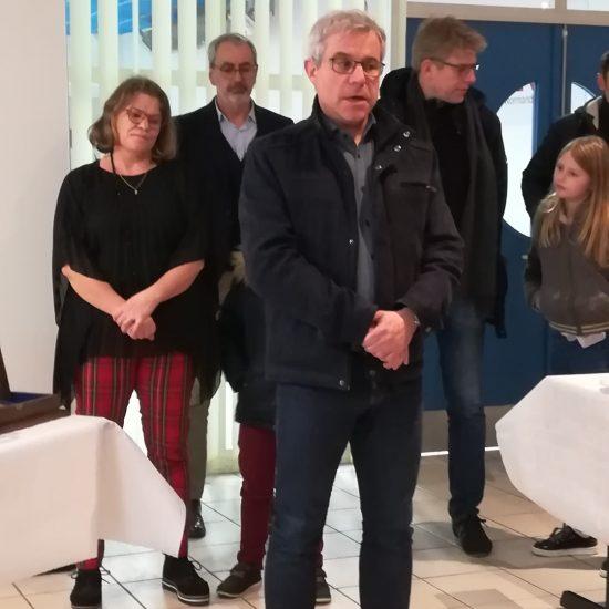 Soirée des vœux / galette des rois janvier 2019